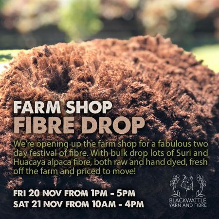 Farm Shop - Fibre Drop