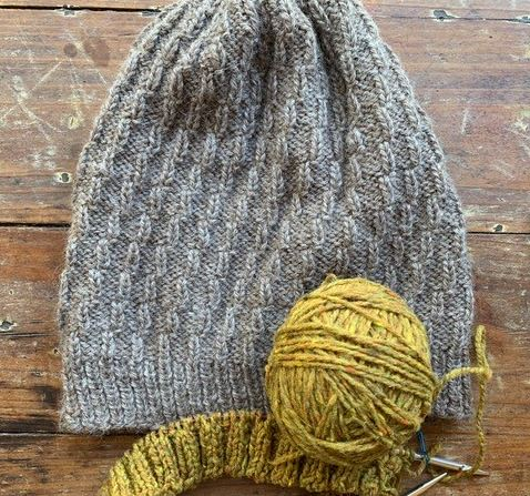 Knitting - Design your own beanie