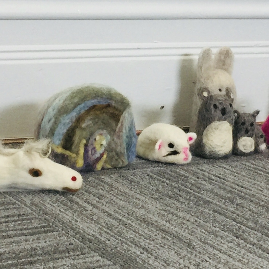 Needle Felting Basics - Create your Own Critter