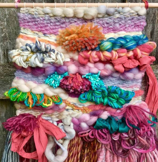 Art Weaving - Textile at your Finger Tips