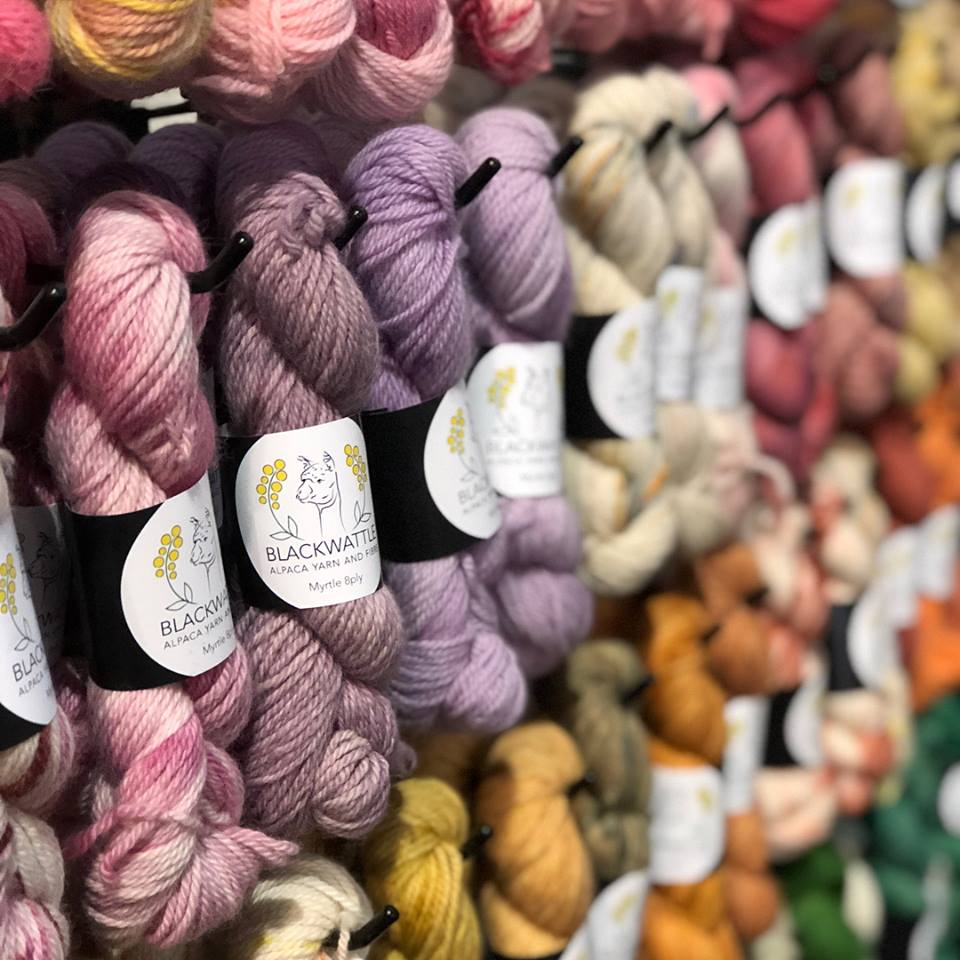 Dyeing Yarn and Fibre - The Not so Natural Way